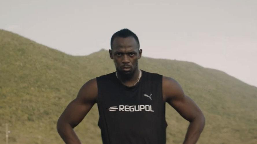 Regupol x Usain Bolt